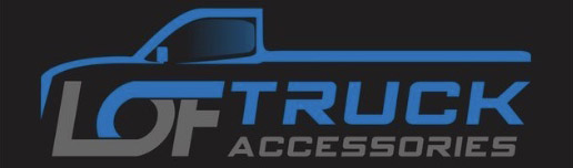 lot of fun truck accessories logo
